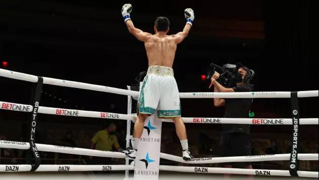 Олимпиада чемпионы мен қазақстандық нокаутшы АҚШ-тағы айқастан бас тартады
