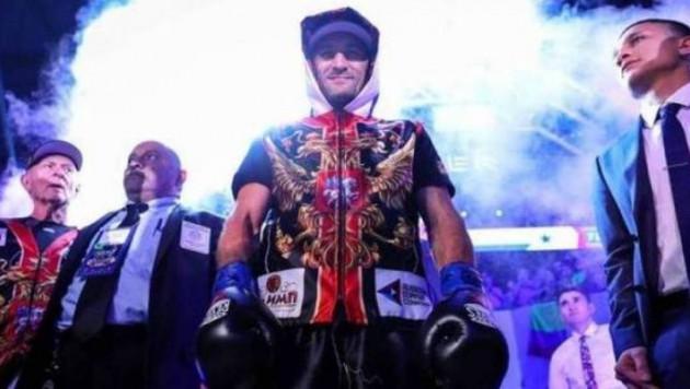Ковалев ұлыбританиялық боксшыны нокаутқа түсірді