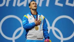 Илья Ильин ауыр атлетикадан әлем чемпионатына баратын Қазақстан құрамасына кірді