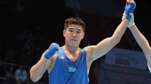 Бүгін әлем чемпионатының екінші күнінде рингке қазақ боксшысы шығады