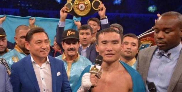 Қанат Ислам WBO ТОП-10 рейтингіндегі боксшымен жұдырықтасады
