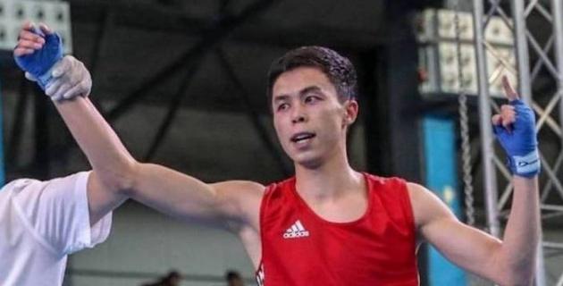 Қазақ боксшысы әлем чемпионатының жүлдесіне ілікті