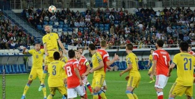 Қазақстан құрамасы қыркүйектегі ФИФА рейтингінде Солтүтстік Кореядан төмен тұр
