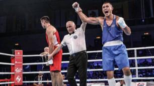 Алты қазақстандық боксшы жұдырықтасатын жартылай финалдық жекпе-жектерге тікелей трансляция