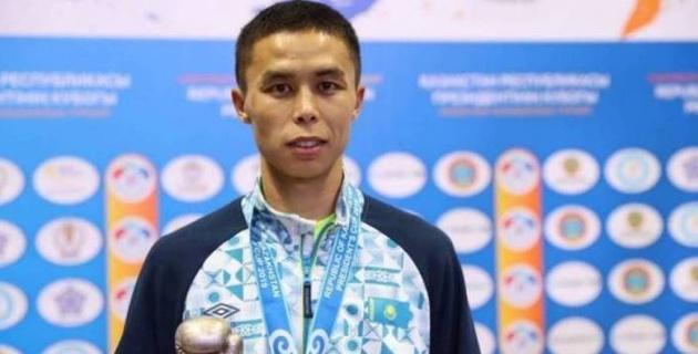 Қазақстандық Бибосынов әлем чемпионатының қола жүлдесін иеленді