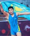 20 жастағы қазақ балуаны әлем чемпионатының алтыны үшін белдеседі