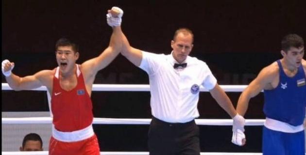 Бекзат Нұрдәулетов бокстан әлем чемпионында алтын иеленді