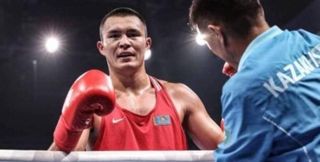 Қазақстан құрамасының капитаны бокстан әлем біріншілігінде күміс медаль жеңді