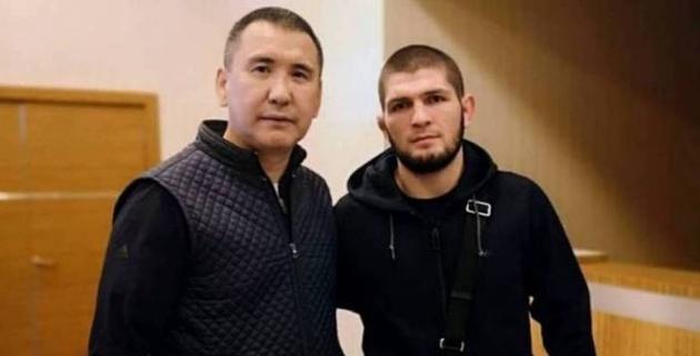 Хабиб Нурмагомедов Атырауға келді
