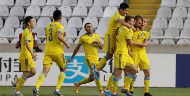 Қазақстан құрамасының бас бапкері Кипр және Бельгиямен қарымтада ойнайтын футболшыларды атады