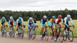Таразда велоспорттан Қазақстан біріншілігі басталды