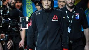 """""""Германиядағы бешбармақ..."""". UFC файтері қазақтардың қолдау білдіруі жайлы"""