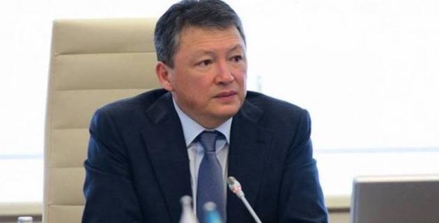 Тимур Құлыбаевтың орнына Қазақстан бокс федерациясына жаңа төраға келді