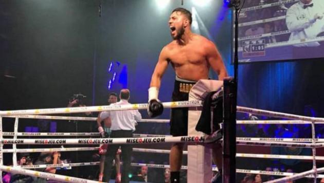 Қазақстандық нокаутшы Головкин белбеуін тартып алған боксшының андеркартында жұдырықтасады
