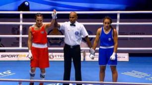 Қазақстандық екі боксшы бокстан әлем чемпионатының жартылай финалына шықты