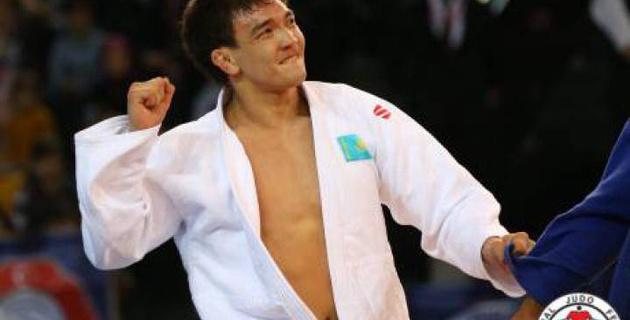 Бозбаев әлемдік рейтингте бірден 77 сатыға көтерілді