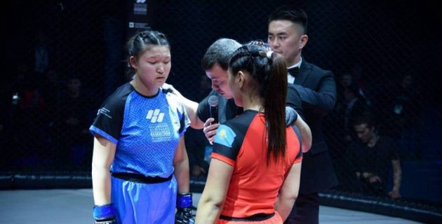 20 жастағы қазақстандық файтер әлем чемпионы атанды