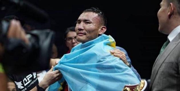 Қанат Ислам WBO рейтингінде ең мықты боксшылардың бестігіне кірді