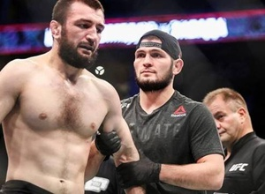 UFC-дегі алғашқы жекпе-жегінде жеңілген Нурмагомедовтың інісі жекпе-жектерден шеттелді