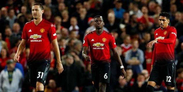 """""""Манчестер Юнайтед"""" футболшылары жеке демеушілердің киімінен айырылды"""