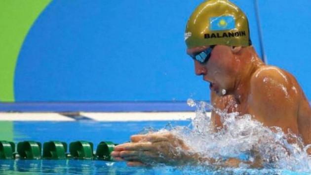 Баландин АҚШ-тағы жарыста тағы бір медаль алды