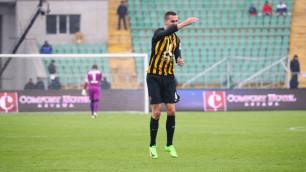 Жарко Маркович – Премьер-Лиганың 2-ші турының үздік ойыншысы