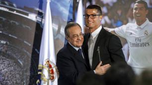 """Криштиану Роналдудың """"Реалға"""" оралатыны хабарланды"""