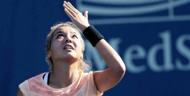 Зарина Дияс карьерасындағы оныншы титулды жеңіп алды