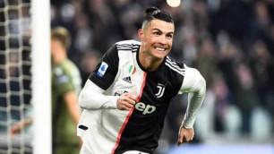 Роналду бір ойында үш гол салып, командасын бірінші орынға қайтарды