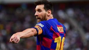"Жаңа бапкер келгелі Месси ""Барселона"" құрамындағы орнынан айырылды"