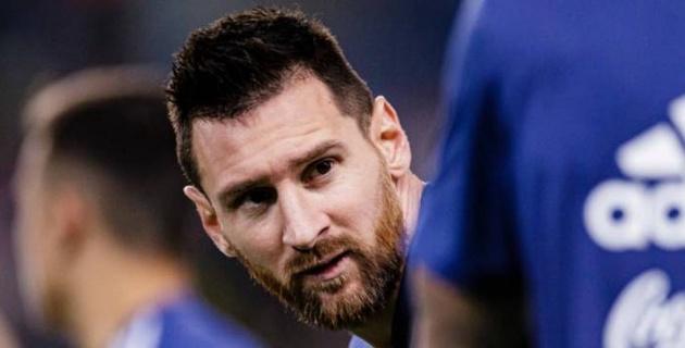 """Лионель Месси """"Барселона"""" басшылығына қатулы жауап қайтарды"""