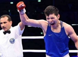 Финалға бір қадам. Қазақстан құрамасында алты бірдей боксшы халықаралық турнир жүлдесіне ілікті