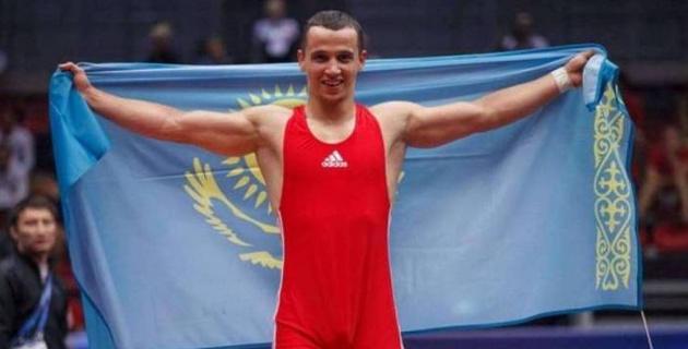 Қазақстан грек-рим күресінен Азия чемпионатында бірінші алтынды жеңіп алды