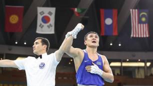 Кәсіпқойдағы бірінші айқас. Қазақстандық Азия чемпионының жекпе-жегі белгіленді