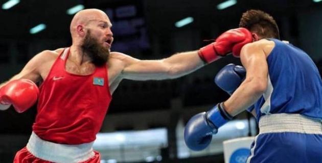 Василий Левит Қазақстан құрамасынан екінші болып Олимпиада іріктеуінің финалына шықты