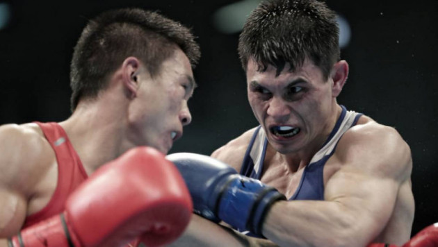 Қазақстан құрамасының боксшысы Олимпиадаға іріктеу финалында өзбекстандық қазақтан жеңілді