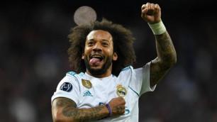"""""""Сені мақтан тұтам, бауырым!"""". Мадридтік """"Реал"""" футболшысы қазақстандық команда ойыныншысын әлемдегі ең мықты қақпашы атағымен құттықтады"""