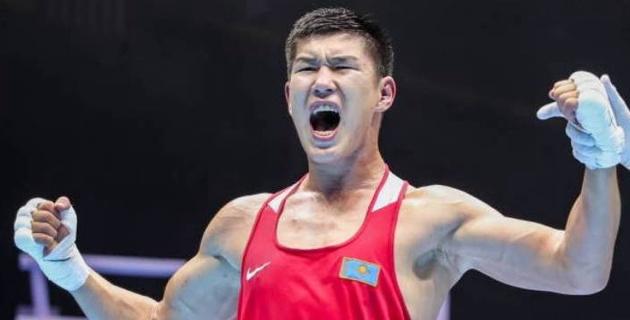 21 жастағы әлем чемпионы және бес бәсекелес. Келесі Олимпиадада ауыр салмақта билік жүргізетін боксшылар