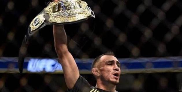 Ресми! Фергюсонға UFC титулы үшін жекпе-жекте Хабибтің орнына қарсылас табылды