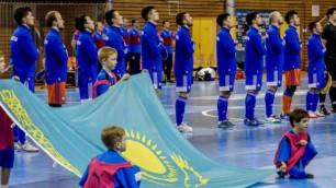 ФИФА Қазақстан құрамасы қатысатын футзалдан әлем чемпионатына қатысты шешім шығарды