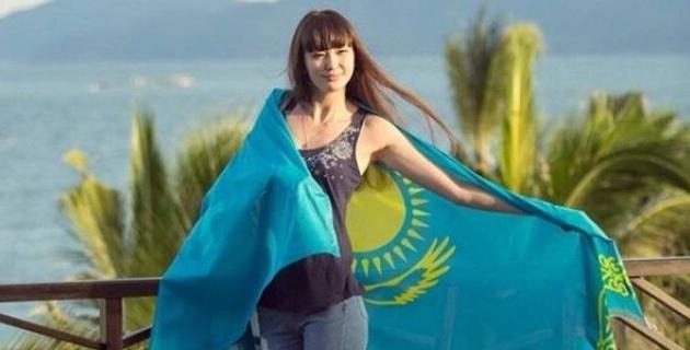 Сабина Алтынбекованың араб клубындағы биінің видеосы желіде таралды
