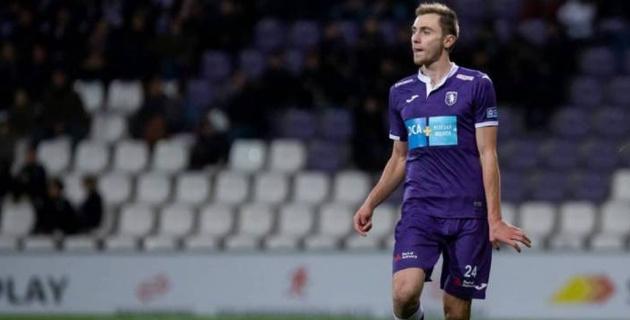 Қазақстан құрамасының футболшысы Бельгия чемпионатының ең қымбат ойыншылары тізімінде