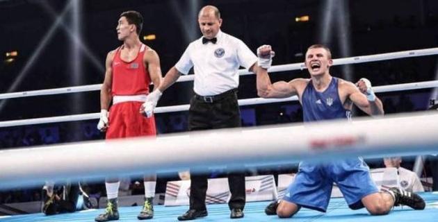 ӘЧ финалында Әбілхан Аманқұлды жеңген боксшы кәсіпқойда чемпион болатыны айтылды