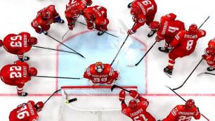 Швейцария хоккейден әлем чемпионатын өткізу құқын Ресейден тартып алмақ
