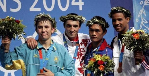 Ресейлік боксшы Головкинді Олимпиада финалында қалай жеңгенін айтып берді