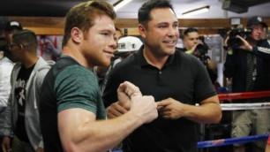 """""""Канелоның"""" промоутері әлемдегі ең мықты үш боксшыны атады"""