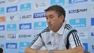 Ресей премьер-лигасындағы команданы қазақ бапкер жаттықтыратын болды