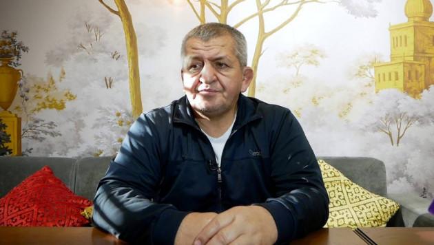 Нурмагомедовтер әулетінің мүшесі Хабибтің әкесінің жағдайында қандай өзгеріс барын айтты