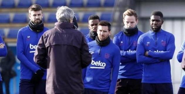 """""""Барселона"""" футболшылар айлығын қысқарта түспек"""