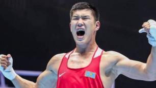 """""""Соққысы ауыр, мықты боксшы"""". Менеджер 22 жастағы әлем чемпионы үш салмақта жұдырықтаса алатынын айтады"""